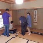 【北山林業伝統の「本仕込み」研修会】(8/3)