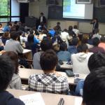 【大阪大学 ソーシャルデザイン講義!(5/12)】
