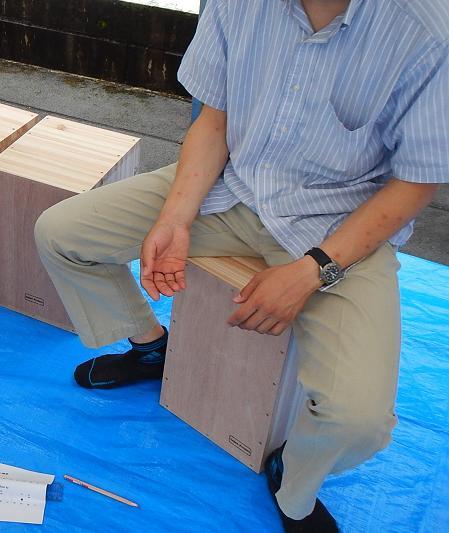 箱型打楽器・カホン