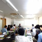 【8月度経営実践研究会 開催しました】(8/22)