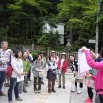 【林業女子と巡る、まいまい京都ガイドツアー開催】(5/9)