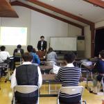 川上村商工会主催 楽しく学べる経営セミナー第1回 開催報告(10/20)