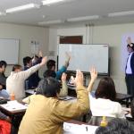 講演「日本の森を活かす挑戦。~国産材から新商品&シゴトをつくろう!~」(1/13)