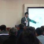 講演「森林認証材需要とマーケティング戦略」