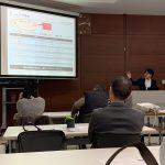 「京都府立林業大学校 〈H30年度経営高度化コース第2回〉」講演(2/9)